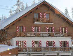 Top-5 hotels in the center of Valberg