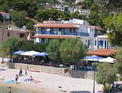 Alonnisos town hotels with sea view