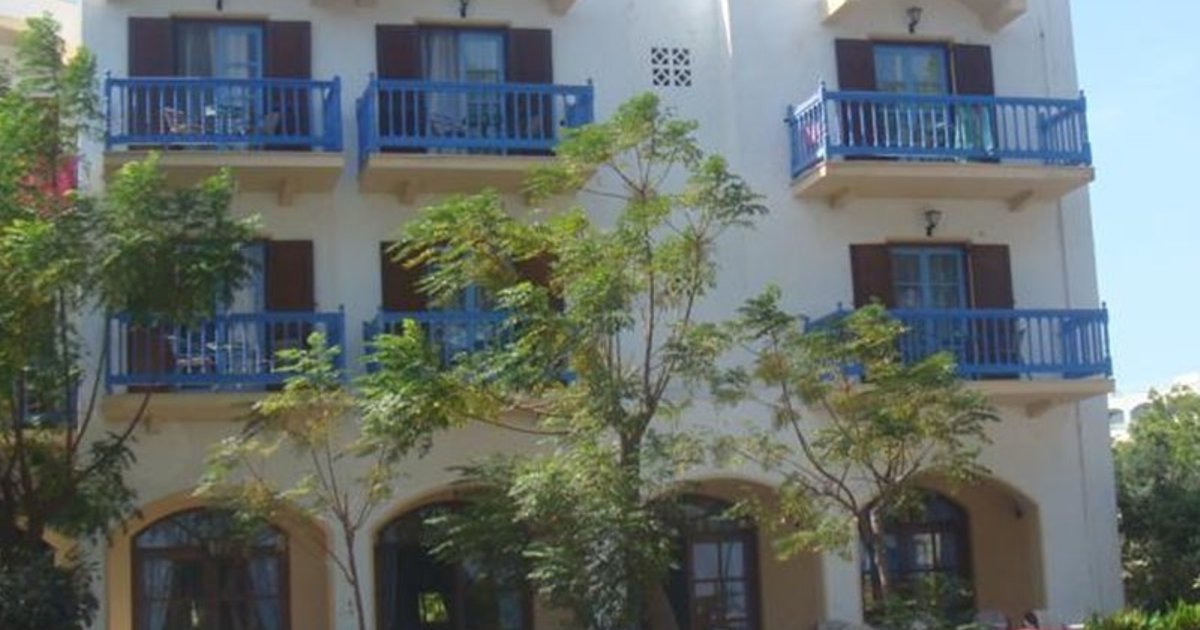 Theodorou Beach Hotel Apartments