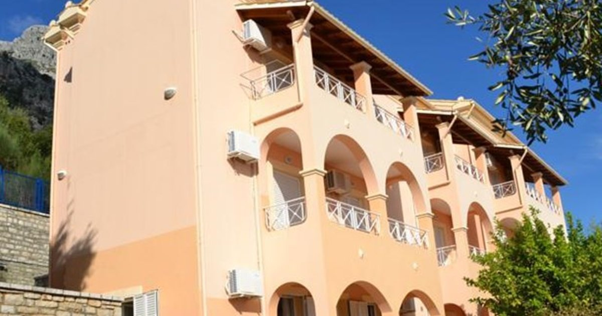 Barbati View Luxury Apartments