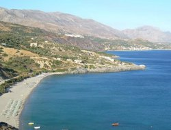 Plakias hotels with sea view