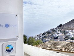 Hydra Island hotels with sea view