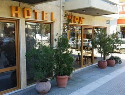 Top-8 hotels in the center of Alexandroupolis