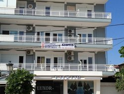 Pets-friendly hotels in Paralia