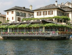 Top-9 hotels in the center of Orta San Giulio