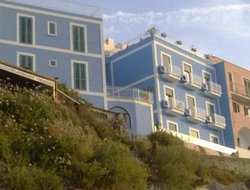 Ponza Village hotels with sea view