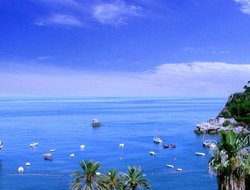 Taormina hotels with sea view