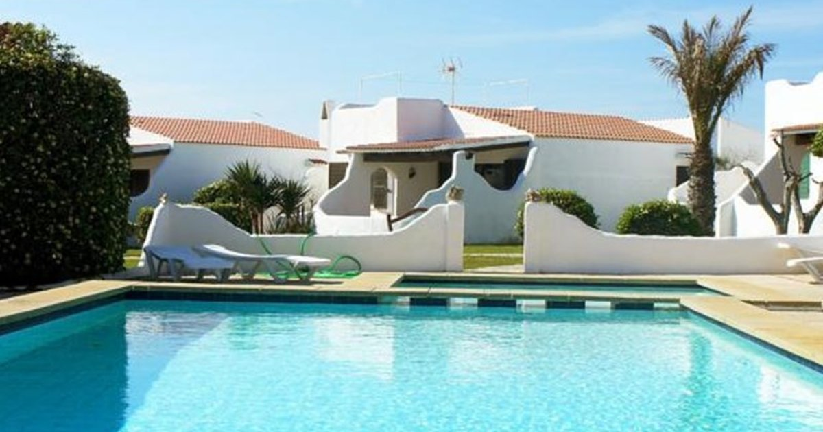 Holiday home Proa Casa Altiro Cala'n Bosch