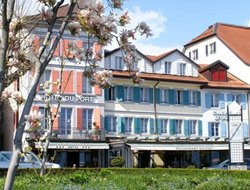Lausanne hotels with lake view