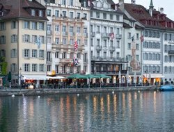 Lucerne hotels with river view