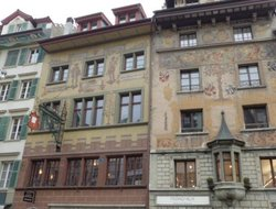 Pets-friendly hotels in Lucerne
