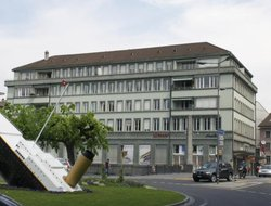 Pets-friendly hotels in Thun