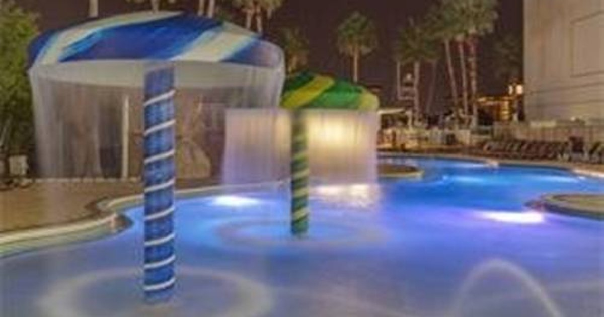 Water park harbourside Condo