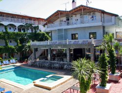 Pets-friendly hotels in Hanioti