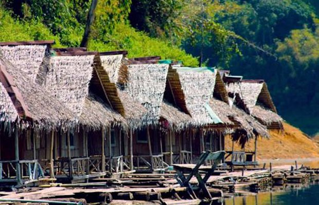 фото Khao Sok Floating Bungalows 761890636