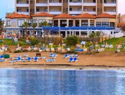 Protaras hotels with sea view