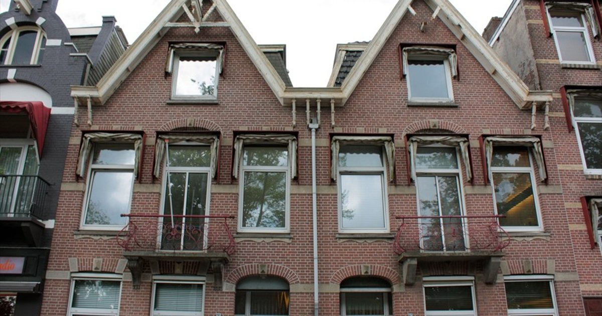 Frankendael Apartments