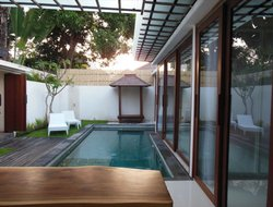 Legian hotels with swimming pool