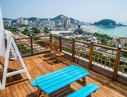 Haeundae hotels with sea view