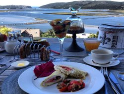 Knysna hotels with lake view