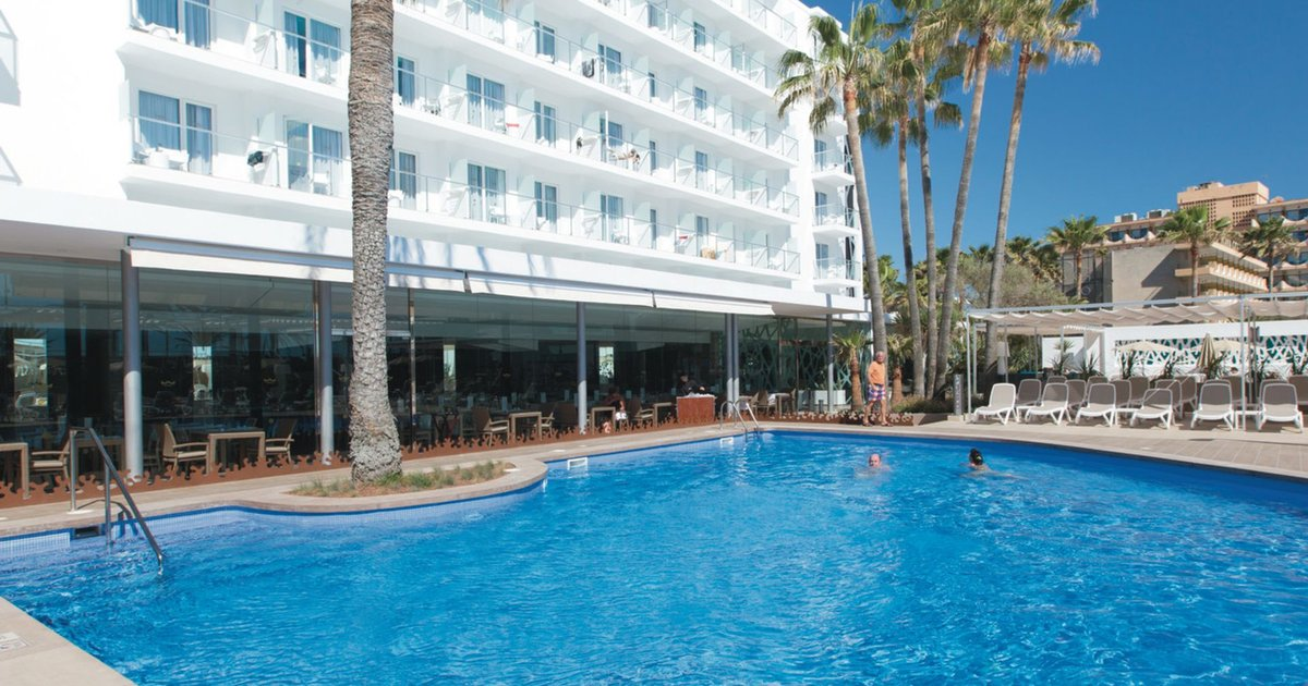 Riu San Francisco Adults Only Hotel