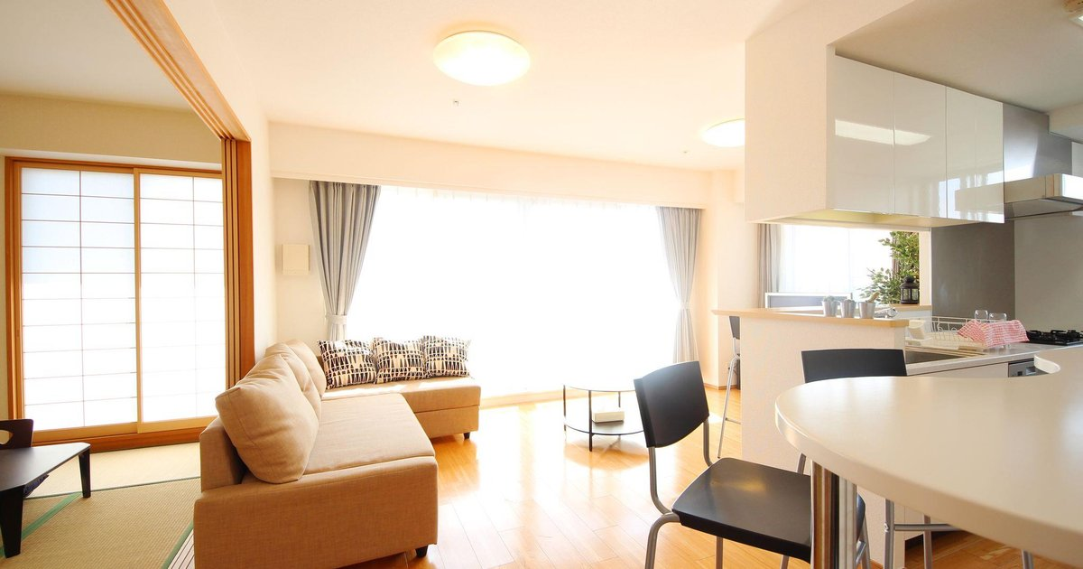 3 Bedroom Apartment in Namba Area No28