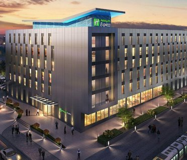 Holiday Inn Express - Manchester - TRAFFORDCITY