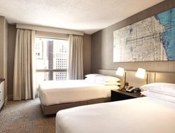 Chicago hotels with lake view