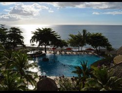 Papeete hotels with restaurants