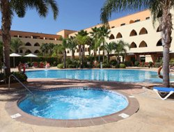 Isla Cristina hotels with swimming pool