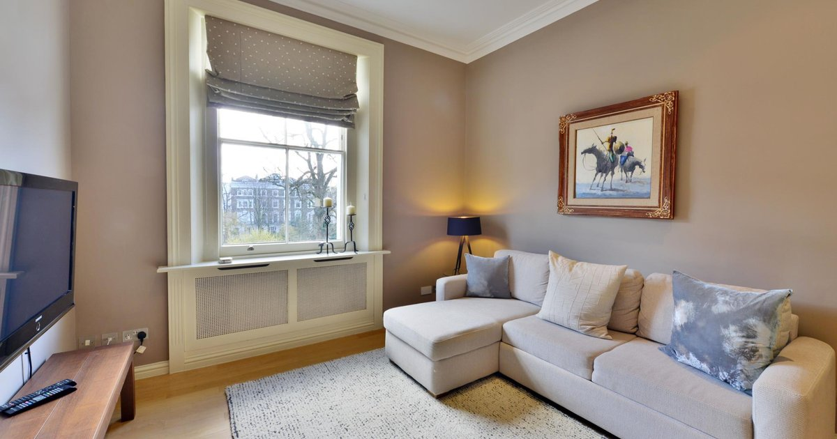 Onslow Gardens Apartment