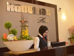 Top-4 hotels in the center of Air Keruh