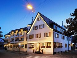Top-10 hotels in the center of Fellbach
