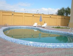 Bukhara hotels with swimming pool