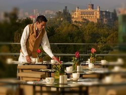 Cuauhtemoc hotels with restaurants