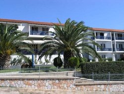 Top-10 hotels in the center of Skopelos Island