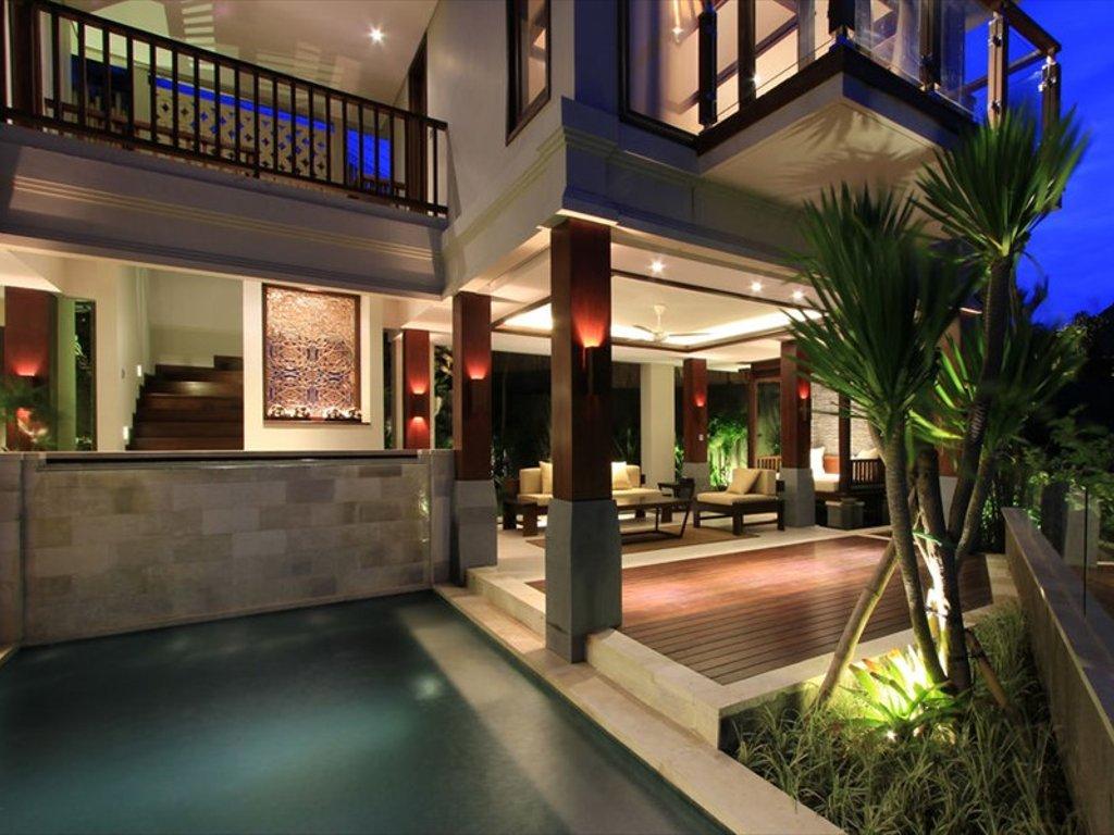 hotel dengan private pool di bali