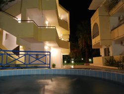 Faliraki hotels with swimming pool