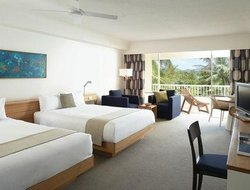 Top-3 romantic Hamilton Island hotels