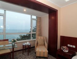 Qingdao hotels with sea view