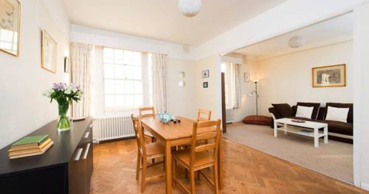 Nevern Square 1 Bed Apartment