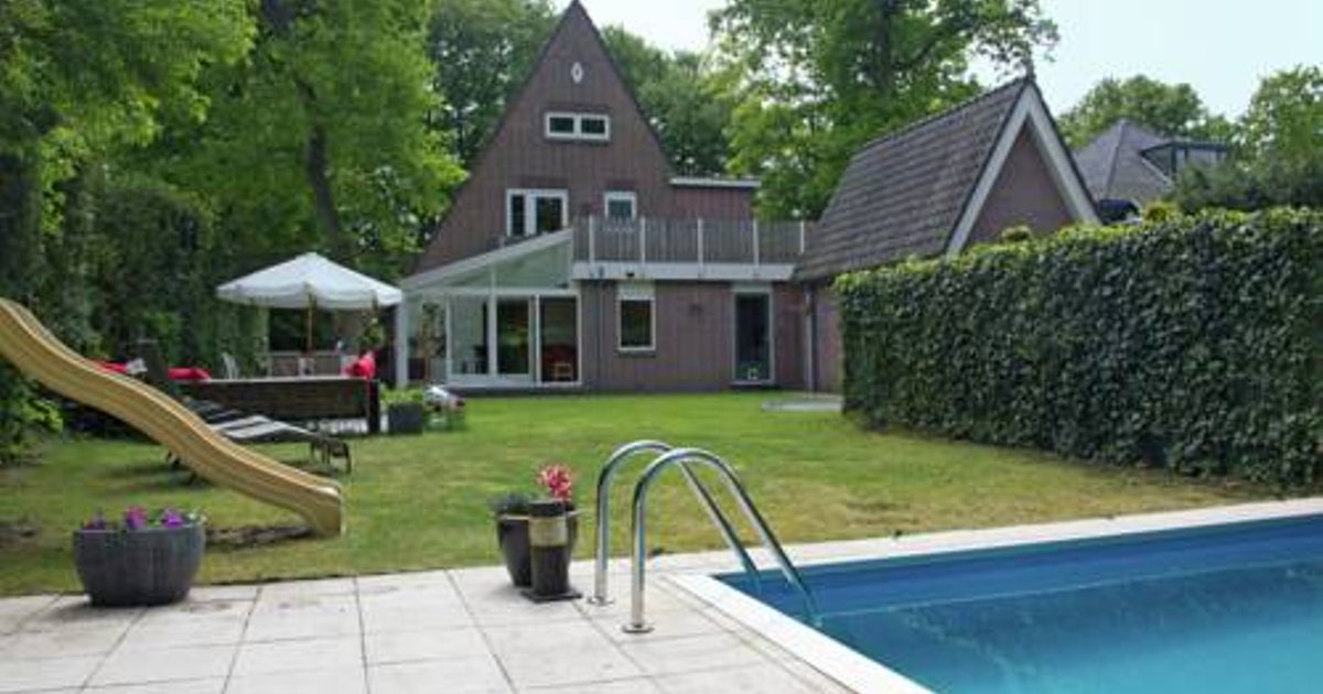 Holiday Home Poolhouse Bergen