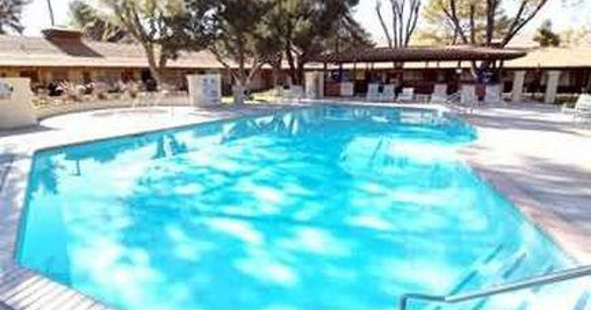 Best Western Antelope Valley Inn