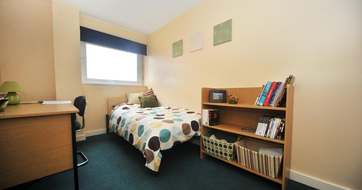 John Lester & Eddie Colman Courts (Campus Accommodation)
