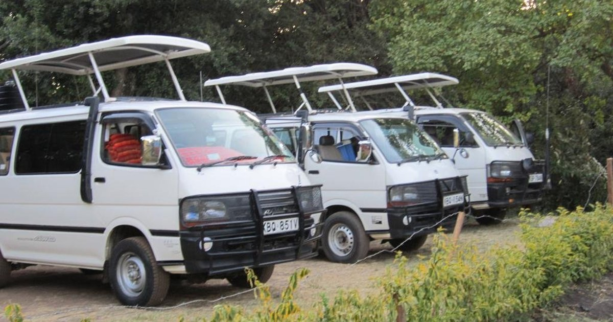 Rhino Tourist Camp