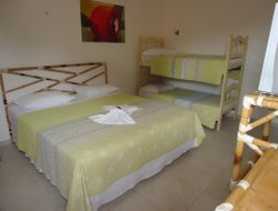 Pirangi do Norte hotels with sea view
