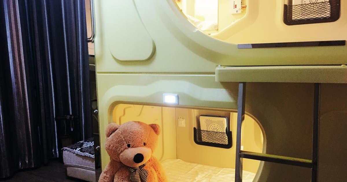 Simple Capsule Hotel Hohhot Wanda Plaza