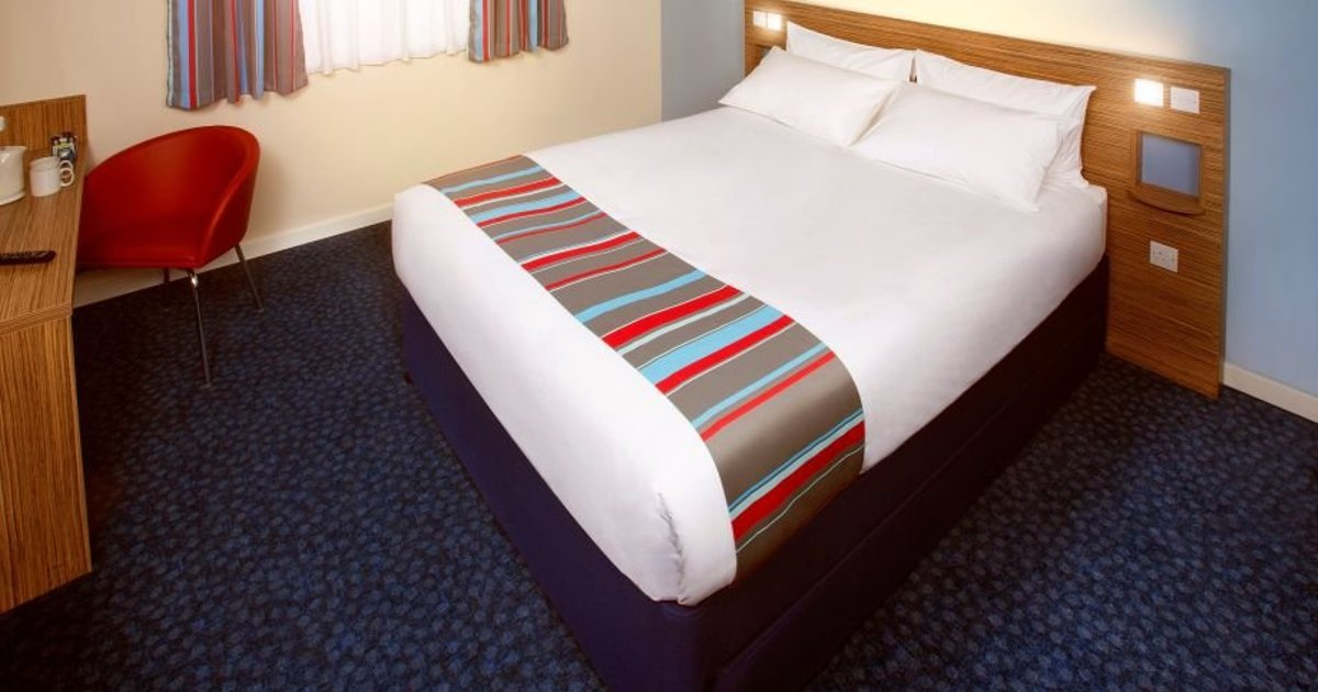 Travelodge Newcastle Under-Lyme Central