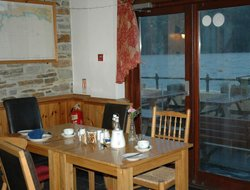 Fowey hotels with restaurants