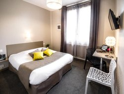 Pets-friendly hotels in Le Mans